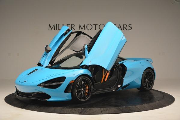 New 2019 McLaren 720S Coupe for sale Sold at Alfa Romeo of Westport in Westport CT 06880 14