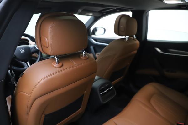 New 2019 Maserati Ghibli S Q4 for sale Sold at Alfa Romeo of Westport in Westport CT 06880 20