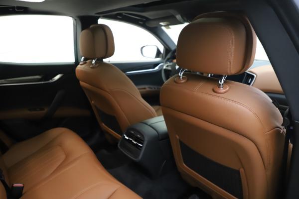 New 2019 Maserati Ghibli S Q4 for sale Sold at Alfa Romeo of Westport in Westport CT 06880 28