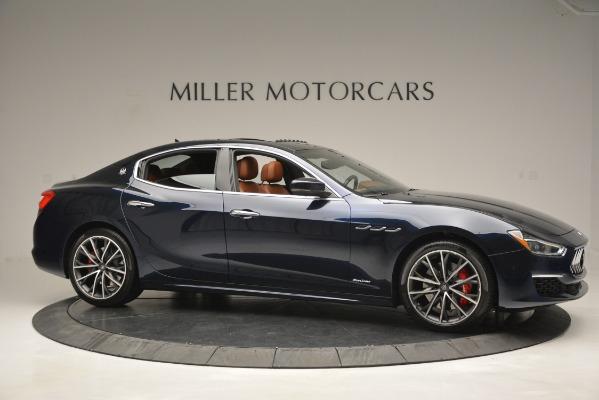 New 2019 Maserati Ghibli S Q4 GranLusso for sale Sold at Alfa Romeo of Westport in Westport CT 06880 14