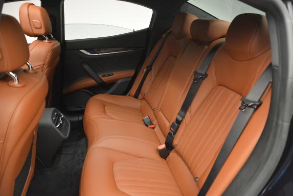 New 2019 Maserati Ghibli S Q4 GranLusso for sale Sold at Alfa Romeo of Westport in Westport CT 06880 21
