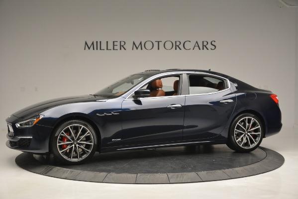 New 2019 Maserati Ghibli S Q4 GranLusso for sale Sold at Alfa Romeo of Westport in Westport CT 06880 3