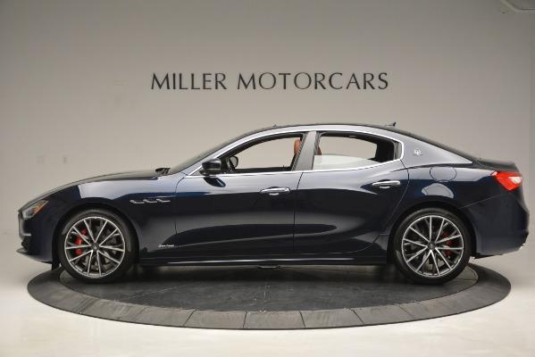 New 2019 Maserati Ghibli S Q4 GranLusso for sale Sold at Alfa Romeo of Westport in Westport CT 06880 4