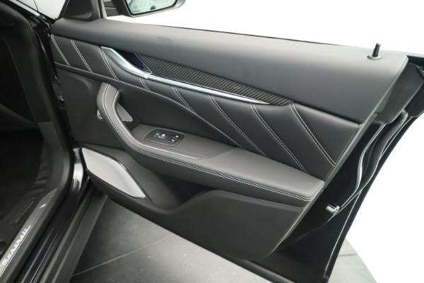 New 2019 Maserati Levante Trofeo for sale Sold at Alfa Romeo of Westport in Westport CT 06880 26