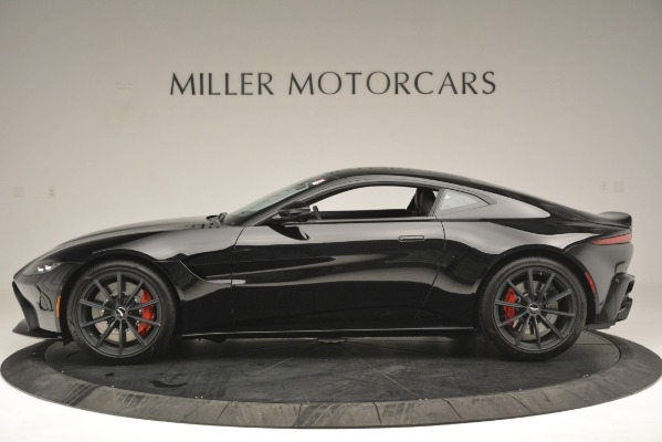 New 2019 Aston Martin Vantage for sale Sold at Alfa Romeo of Westport in Westport CT 06880 3