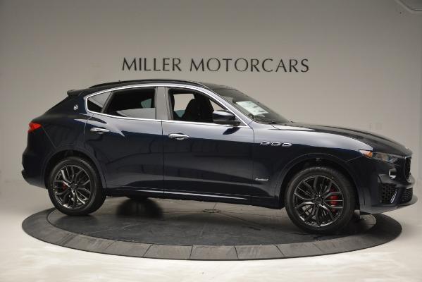 New 2019 Maserati Levante Q4 GranSport for sale Sold at Alfa Romeo of Westport in Westport CT 06880 14