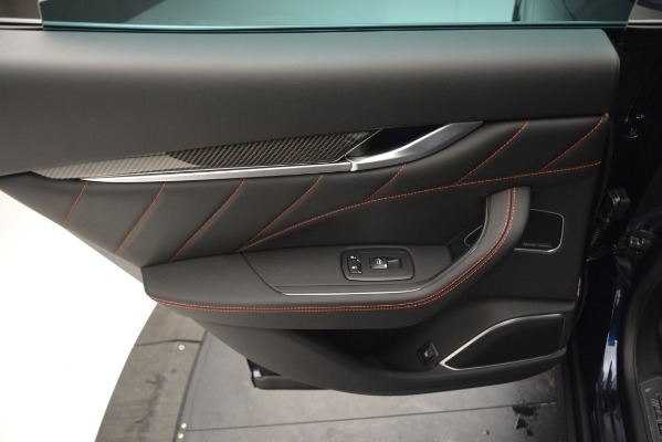New 2019 Maserati Levante Q4 GranSport for sale Sold at Alfa Romeo of Westport in Westport CT 06880 23