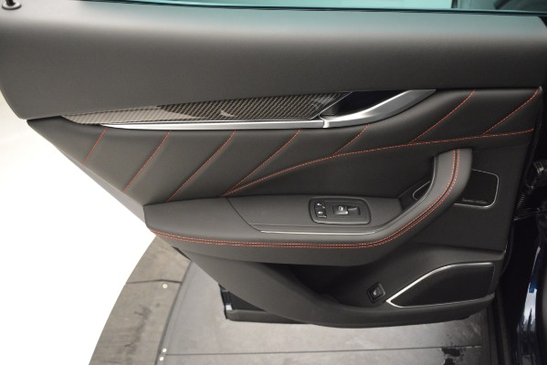 New 2019 Maserati Levante Q4 GranSport for sale Sold at Alfa Romeo of Westport in Westport CT 06880 24