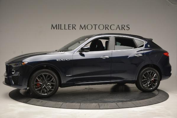 New 2019 Maserati Levante Q4 GranSport for sale Sold at Alfa Romeo of Westport in Westport CT 06880 3