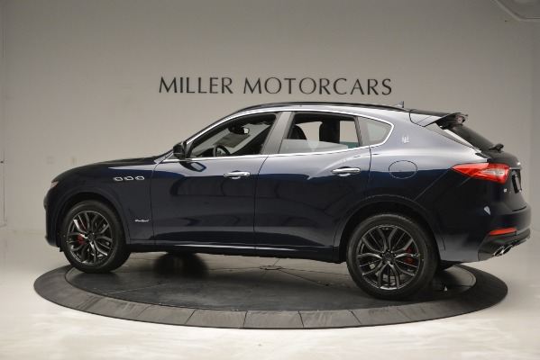 New 2019 Maserati Levante Q4 GranSport for sale Sold at Alfa Romeo of Westport in Westport CT 06880 6