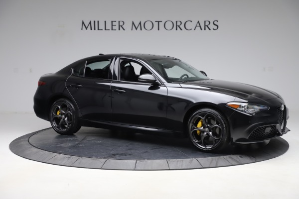 Used 2019 Alfa Romeo Giulia Sport Q4 for sale Sold at Alfa Romeo of Westport in Westport CT 06880 10