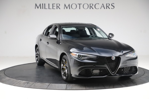 Used 2019 Alfa Romeo Giulia Sport Q4 for sale Sold at Alfa Romeo of Westport in Westport CT 06880 11