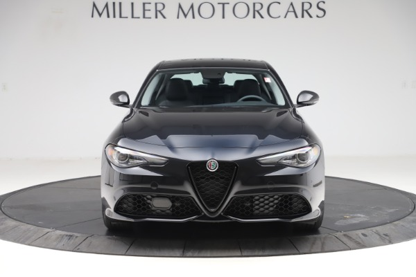 Used 2019 Alfa Romeo Giulia Sport Q4 for sale Sold at Alfa Romeo of Westport in Westport CT 06880 12