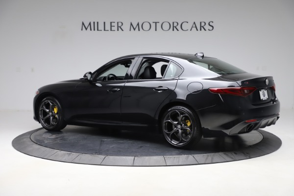 Used 2019 Alfa Romeo Giulia Sport Q4 for sale Sold at Alfa Romeo of Westport in Westport CT 06880 4