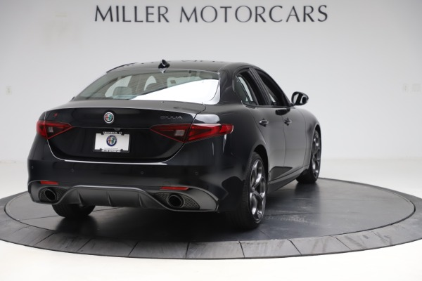 Used 2019 Alfa Romeo Giulia Sport Q4 for sale Sold at Alfa Romeo of Westport in Westport CT 06880 7
