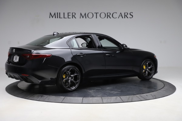 Used 2019 Alfa Romeo Giulia Sport Q4 for sale Sold at Alfa Romeo of Westport in Westport CT 06880 8