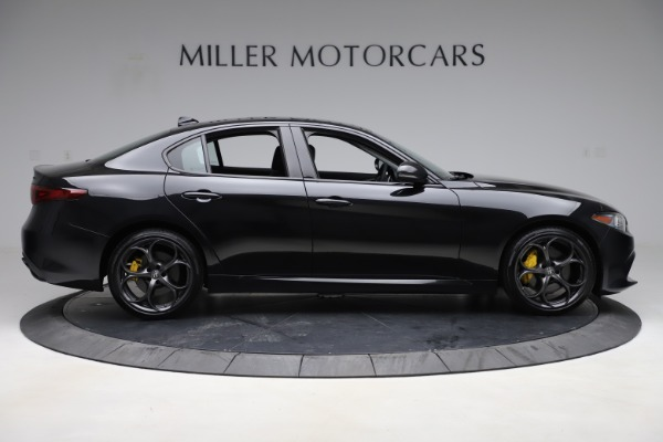 Used 2019 Alfa Romeo Giulia Sport Q4 for sale Sold at Alfa Romeo of Westport in Westport CT 06880 9