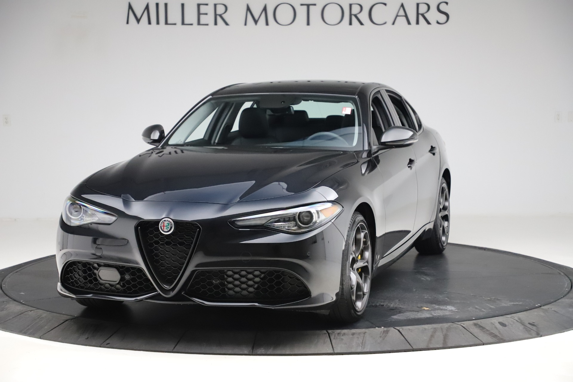 Used 2019 Alfa Romeo Giulia Sport Q4 for sale Sold at Alfa Romeo of Westport in Westport CT 06880 1