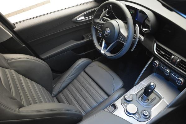 New 2019 Alfa Romeo Giulia Ti Sport Q4 for sale Sold at Alfa Romeo of Westport in Westport CT 06880 17
