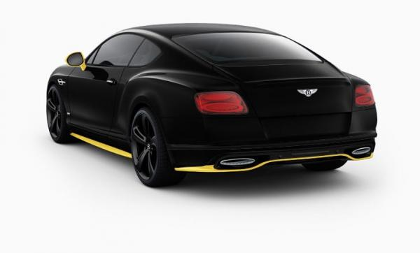 New 2017 Bentley Continental GT Speed Black Edition for sale Sold at Alfa Romeo of Westport in Westport CT 06880 4