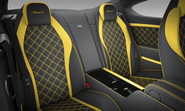 New 2017 Bentley Continental GT Speed Black Edition for sale Sold at Alfa Romeo of Westport in Westport CT 06880 7
