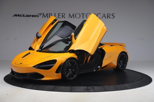 New 2019 McLaren 720S Coupe for sale Sold at Alfa Romeo of Westport in Westport CT 06880 10