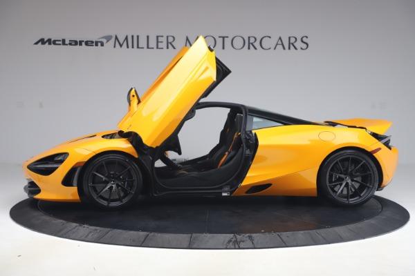 New 2019 McLaren 720S Coupe for sale Sold at Alfa Romeo of Westport in Westport CT 06880 11