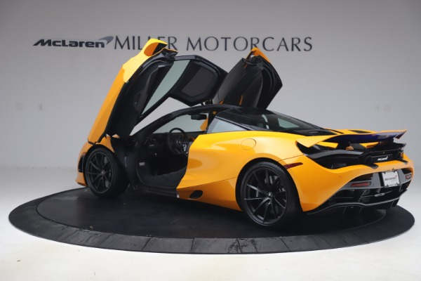 New 2019 McLaren 720S Coupe for sale Sold at Alfa Romeo of Westport in Westport CT 06880 12