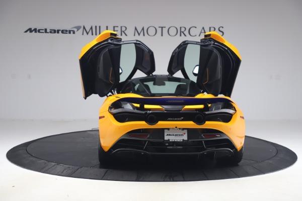 New 2019 McLaren 720S Coupe for sale Sold at Alfa Romeo of Westport in Westport CT 06880 13