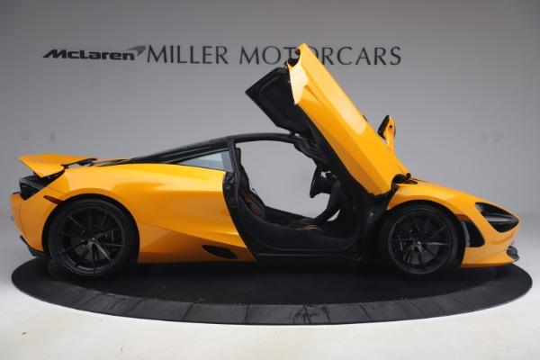 New 2019 McLaren 720S Coupe for sale Sold at Alfa Romeo of Westport in Westport CT 06880 15