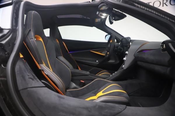 New 2019 McLaren 720S Coupe for sale Sold at Alfa Romeo of Westport in Westport CT 06880 20