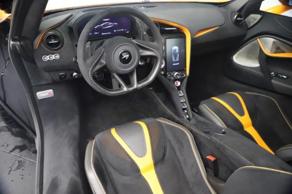 New 2019 McLaren 720S Coupe for sale Sold at Alfa Romeo of Westport in Westport CT 06880 21