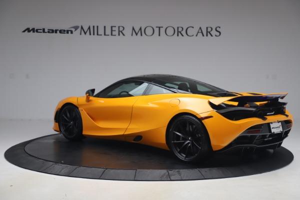New 2019 McLaren 720S Coupe for sale Sold at Alfa Romeo of Westport in Westport CT 06880 3