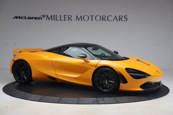 Used 2019 McLaren 720S Performance for sale $245,900 at Alfa Romeo of Westport in Westport CT 06880 7