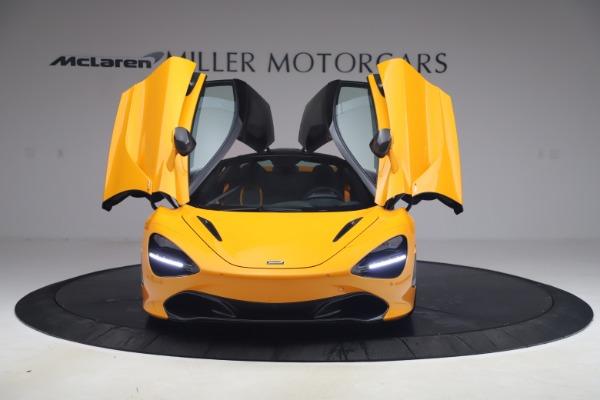 Used 2019 McLaren 720S Performance for sale $245,900 at Alfa Romeo of Westport in Westport CT 06880 9