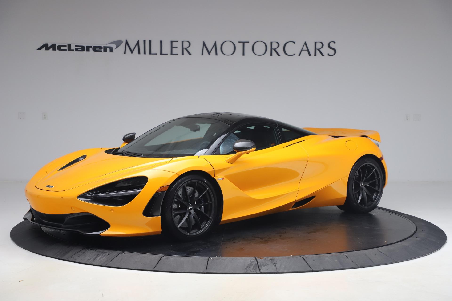 New 2019 McLaren 720S Coupe for sale Sold at Alfa Romeo of Westport in Westport CT 06880 1