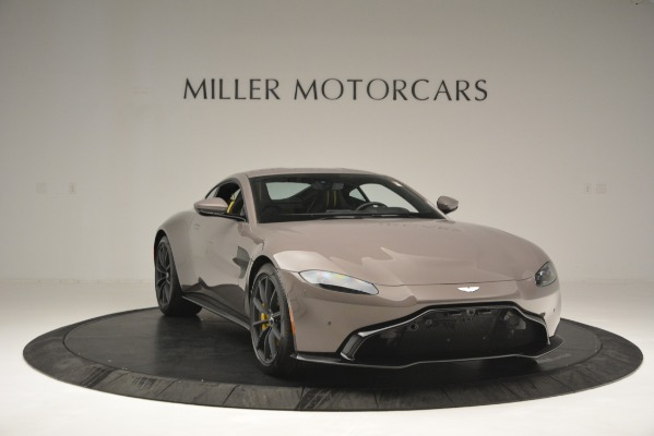 Used 2019 Aston Martin Vantage Coupe for sale Sold at Alfa Romeo of Westport in Westport CT 06880 11