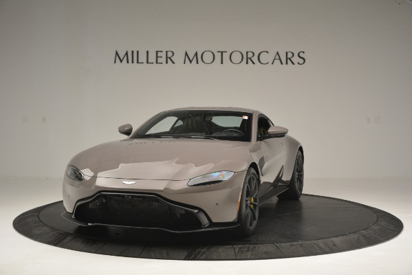 Used 2019 Aston Martin Vantage Coupe for sale Sold at Alfa Romeo of Westport in Westport CT 06880 2