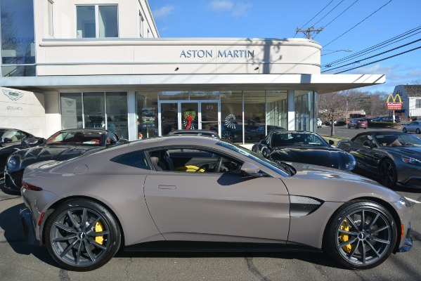 Used 2019 Aston Martin Vantage Coupe for sale Sold at Alfa Romeo of Westport in Westport CT 06880 23