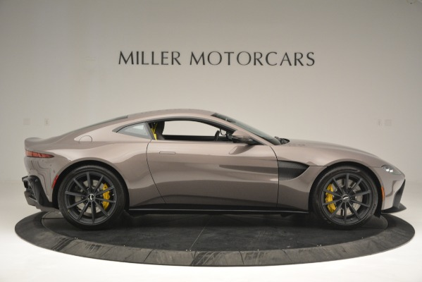 Used 2019 Aston Martin Vantage Coupe for sale Sold at Alfa Romeo of Westport in Westport CT 06880 9