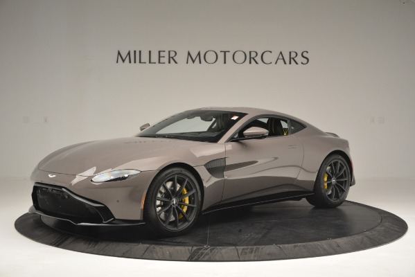Used 2019 Aston Martin Vantage Coupe for sale Sold at Alfa Romeo of Westport in Westport CT 06880 1