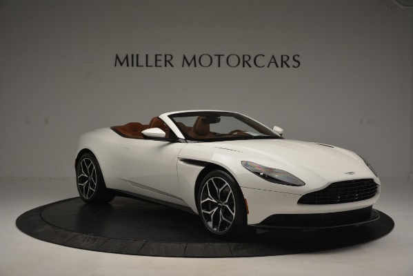 Used 2019 Aston Martin DB11 V8 Convertible for sale Sold at Alfa Romeo of Westport in Westport CT 06880 11