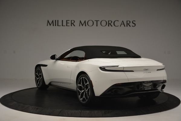 Used 2019 Aston Martin DB11 V8 Convertible for sale Sold at Alfa Romeo of Westport in Westport CT 06880 17