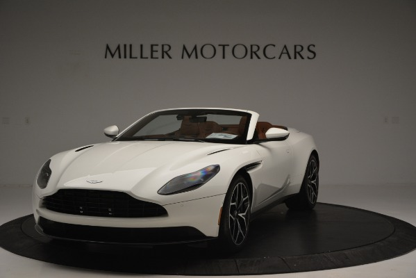 Used 2019 Aston Martin DB11 V8 Convertible for sale Sold at Alfa Romeo of Westport in Westport CT 06880 2