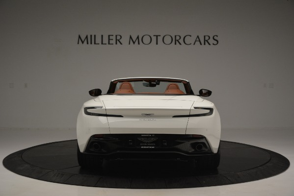 Used 2019 Aston Martin DB11 V8 Convertible for sale Sold at Alfa Romeo of Westport in Westport CT 06880 6