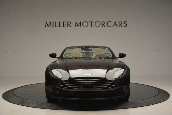 New 2019 Aston Martin DB11 V8 for sale Sold at Alfa Romeo of Westport in Westport CT 06880 12