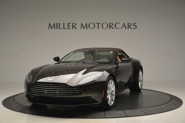 New 2019 Aston Martin DB11 V8 for sale Sold at Alfa Romeo of Westport in Westport CT 06880 13