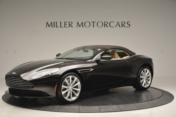 New 2019 Aston Martin DB11 V8 for sale Sold at Alfa Romeo of Westport in Westport CT 06880 14