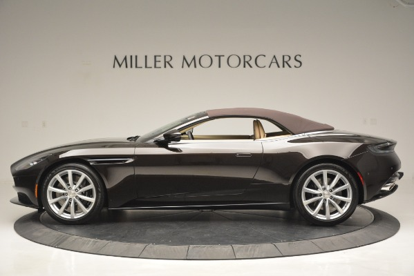 New 2019 Aston Martin DB11 V8 for sale Sold at Alfa Romeo of Westport in Westport CT 06880 15