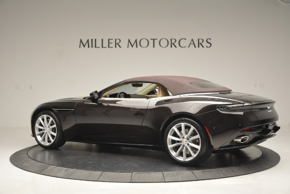 New 2019 Aston Martin DB11 V8 for sale Sold at Alfa Romeo of Westport in Westport CT 06880 16